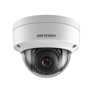 CAMERA IP 2,8MM DOME 2MP IR 30M IP67 H265 WDR 2 ANALITICOS AUDIO EXIR DS-2CD2121G0-IS/2AX HIKVISION