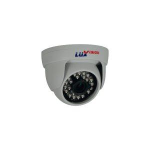 CAMERA 2,8MM DOME IR 25MT AHD1 MP 1/4 2,8MM DOME  BCA PLASTICO - LUXVISION - LVC5110D-N
