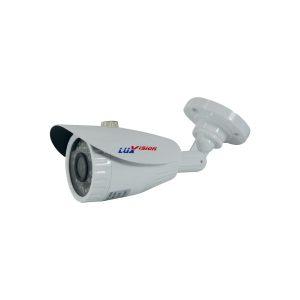CAMERA 3,6MM BULLET IR 25MT AHD  1 MP 1/4 3.6MM LVC5125B - LUXVISION
