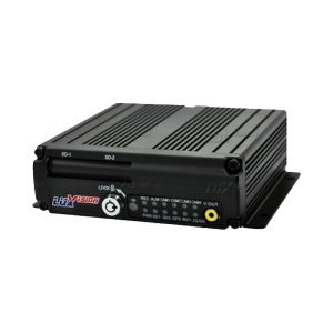 DVR 04C STAND ALONE LV MOBILE VEICULAR 4C 3G WIFI - LUXVISION
