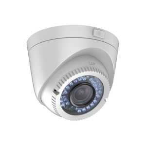 CAMERA 2,8MM-12MM VARIF DOME TURBO HD 2MP 1080P IR 40MT ICR IP66 DS-2CE56D1T-VFIR3 - HIKVISION