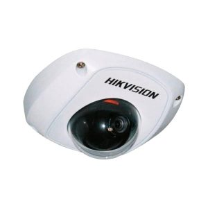 CAMERA IP 2,8MM DOME 2MP COMPACTO 2.8MM 1/3DIG D-WDR ICR IP66-DS-2CD2520-I - HIKVISION