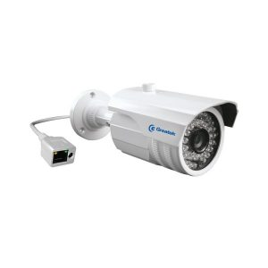 CAMERA IP BULLET METAL EXTERNA 3,6MM 1.3MP IR 30MT 36 LEDS IP66 - GREATEK - SEGI-1333G