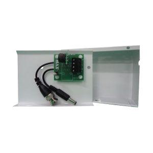MAX PLUG HIBRIDO COM FONTE 12V X 1A - MAXELETRON