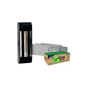 FECHADURA MAGNETICA M150 ECO CINZA (A2077/A3021) - IPEC