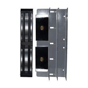 FECHADURA MAGNETICA M300 CINZA 300KG - IPEC