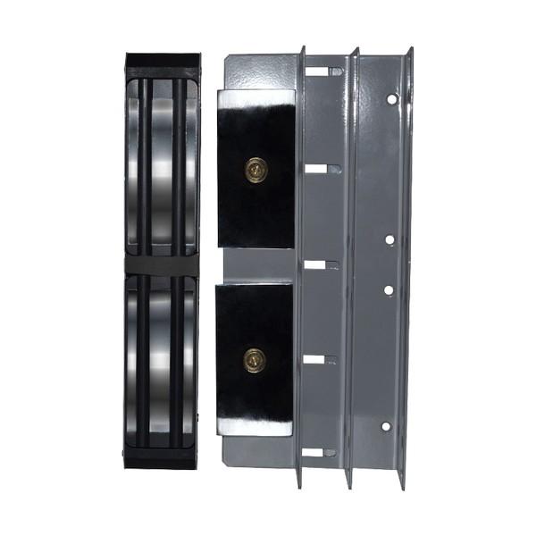 FECHADURA MAGNETICA M300 CINZA 300KG – IPEC 1