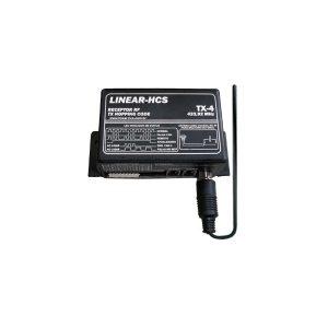 RECEPTOR HCS TX-4 / TX-4A - LINEAR - LN5320 / 3344 / 3350