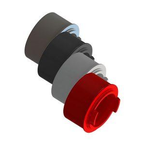 ADAPTADOR 3/4'' PVC - BRANCO - P/ ELETRODUTO - PCT C/ 5 UN