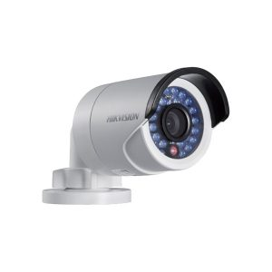 CAMERA 3,6MM BULLET TURBO HD 2MP 1080P IR 20MTS 24 LEDS IP66 PLAST- DS-2CE16D0T-IRP36 -HIKVISION