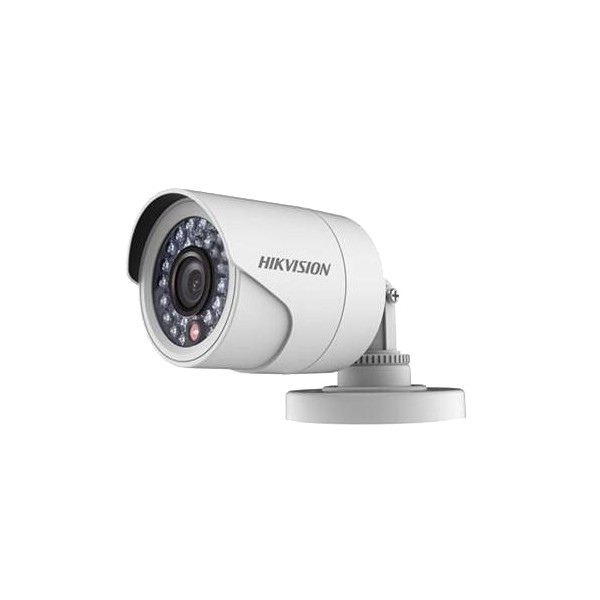 CAMERA 2,8MM BULLET TURBO HD 1MP 720P IR 20MTS 2,8MM IP66 PLASTICO -DS-2CE16C0T-IRPF – 4X1 HIKVISION 1