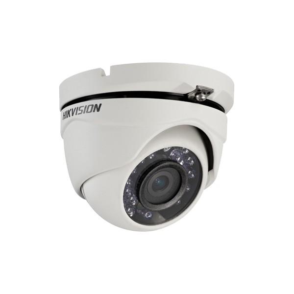 CAMERA 2,8MM DOME TURBO HD 2MP 1080P IR 20MTS IP66 – DS-2CE56D0T-IRMF – 4X1 HIKVISION 1