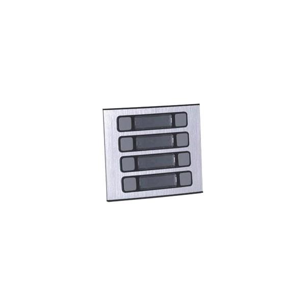 UNIDADE EXTERNA PORT ELETRONICO 8 BOTOES – 90.02.01