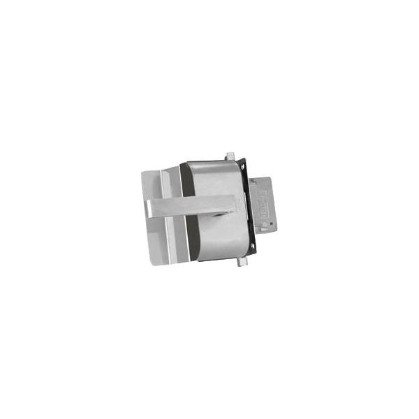 FECHADURA PV90 1R AF INOX C/PUX C/MAC L – 90.01.03