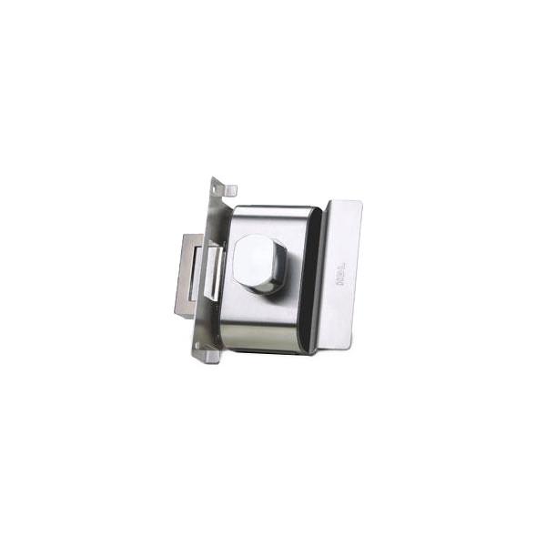 FECHADURA PV90 1R-B AF INOX C/PUX C/MAC BOLA – 90.01.03