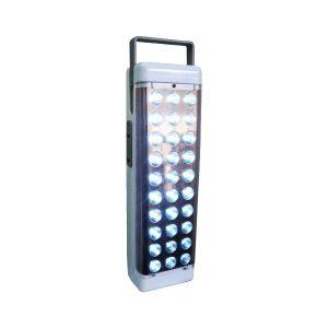 LUZ DE EMERGENCIA BALIZADORA 30 LEDS, BIVOLT , 3WATTS, DNI6936