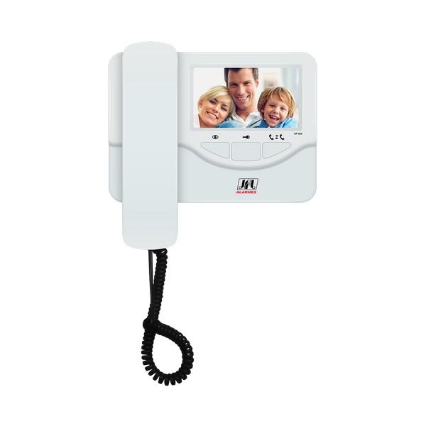 """EXTENSAO VIDEO PORTEIRO TELA LCD COLOR 4,3"""" – VP-400 – JFL 1"""