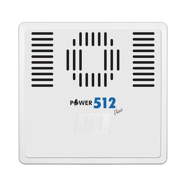 FONTE DE ALIMENTACAO C/ FUNÇÃO NO-BREAK POT MAXIMA SAIDA 60W(12V/5A) – POWER 512 PLUS – JFL 1