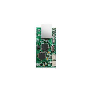 MODULO ETHERNET P/ COMUNICAÇÃO VIA INTERNET COM SUPORTE P/ ACTIVE MOBILE - ME-04 - JFL