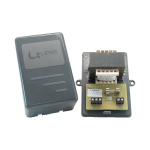 Kit Fonte de Alimentacao 15Vac LR100 LIDER