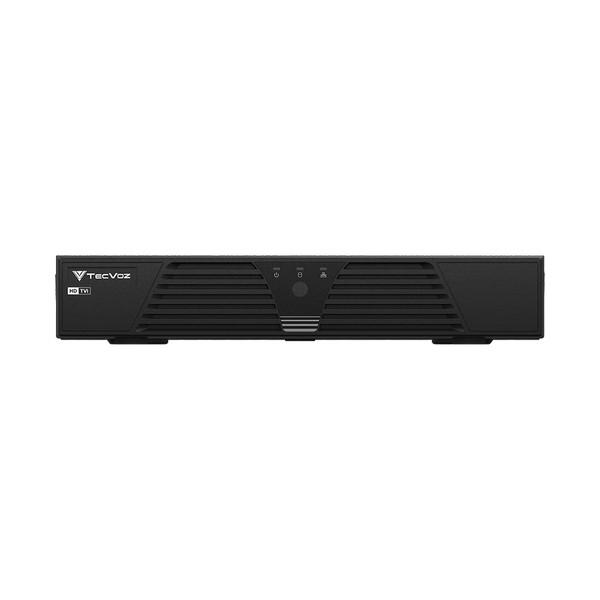 DVR 08C Hibrido HD-TVI 08 Cameras – HDMI – COM HD 1TB – 720P – TECVOZ – T1-LTVI08/1TB 1