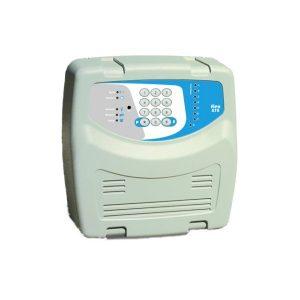 CENTRAL DE ALARME FLEX-870 NC C/TX /8 SET MISTOS/DISC.TEL/ RX 433 HC E CL - TEM
