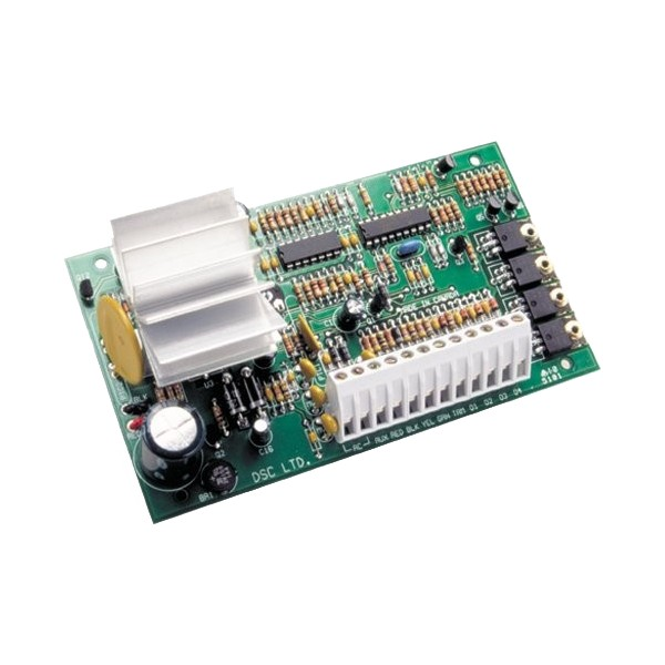 Modulo De Fonte 12vdc/1 Amp Pc5204 DSC 1