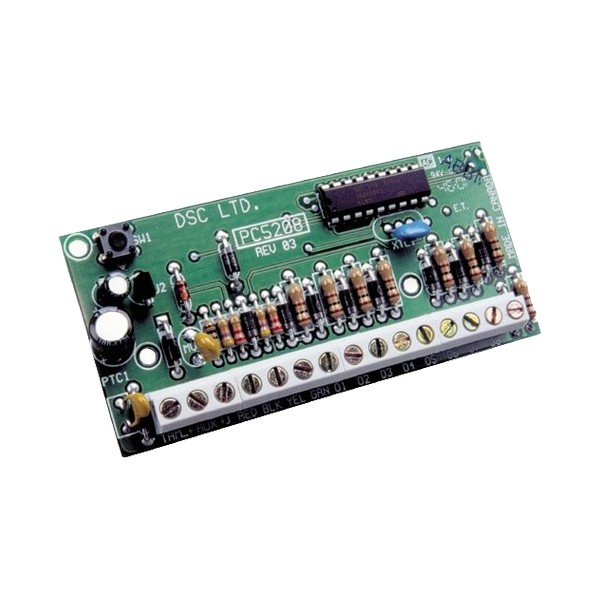 Modulo 8 Saidas PC5208 DSC 1