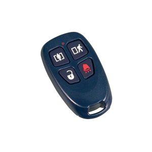 Controle Remoto 4 botões WS4939 DSC