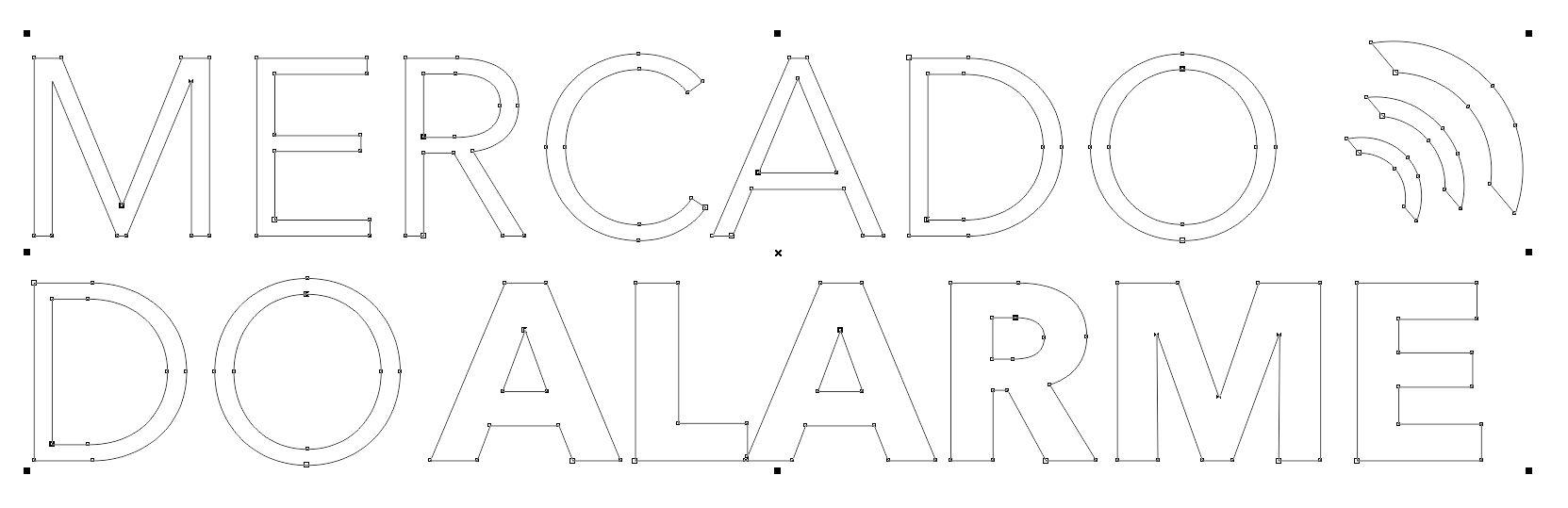 Logotipo vetorizado (.CDR)