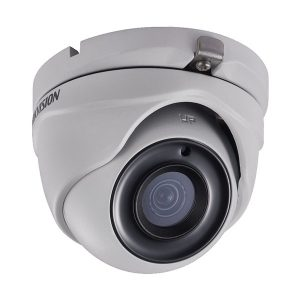 CAMERA 2,8MM DOME TURBO HD EXIR 2MP 1080P IR 20MTS IP67 - METAL - DS-2CE56D8T-ITM2 - HIKVISION