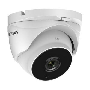 CAMERA 2,8MM-12MM VARIF DOME TURBO HD EXIR 2MP 1080P IR40MT IP67 METAL DS-2CE56D8T-IT3Z - HIKVISION