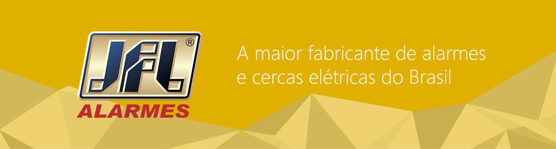 JFL Alarmes - A maior fabricante de alarmes e cercas elétricas do Brasil